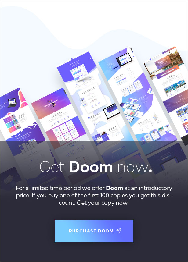 Doom - Multi-Purpose WordPress Theme - 6